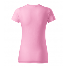 Tricou pentru dama - Polo Pique - alb