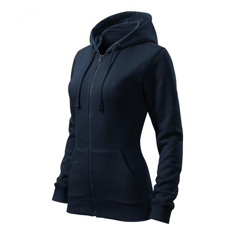 Hanorac dama Trendy Zipper