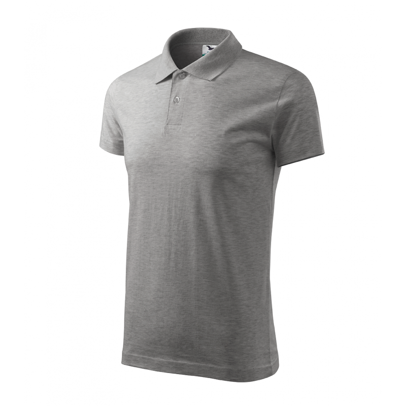 Tricou polo barbati Single Jersey