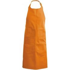 Sort lung cu buzunar portocaliu ars Kariban KA890 :: Kariban