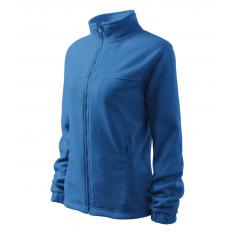 Jacheta fleece dama Jacket, albastru azur
