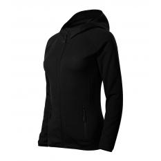 Stretch fleece femei, Direct, negru