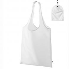 Sacosa de cumparaturi Smart - 40x40 cm, alb