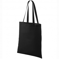 Sacosa de cumparaturi Handy - 42x38 cm, negru