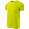 Tricou unisex Heavy New, lime