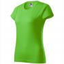Tricou dama Basic, verde mar