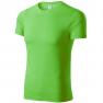 Tricou unisex Paint, verde mar