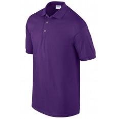 Tricou polo barbati, bumbac 100%, Gildan GI3800, purple