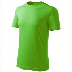 Tricou barbati Classic New, verde mar