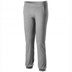 Pantaloni dama Leisure, gri inchis