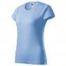 Tricou dama Basic, albastru deschis