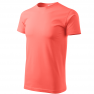 Tricou unisex Heavy New, coral