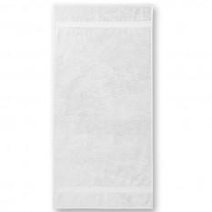 Prosop de baie Terry Bath 70 x 140 cm, alb