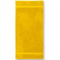 Prosop de baie Terry Bath 70 x 140 cm, galben