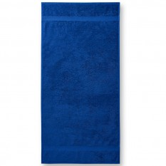 Prosop de baie Terry Bath 70 x 140 cm, albastru regal
