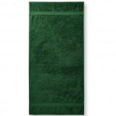 Prosop de baie Terry Bath 70 x 140 cm, verde sticla