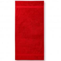 Prosop de baie Terry Bath 70 x 140 cm, rosu