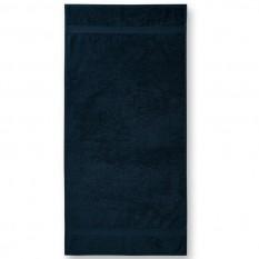 Prosop mic Terry 50 x 100 cm, albastru marin