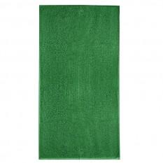 Prosop mic de maini Terry 30 x 50 cm, verde mediu