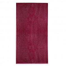 Prosop mic de maini Terry 30 x 50 cm, rosu marlboro