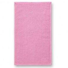 Prosop mic de maini Terry 30 x 50 cm, roz