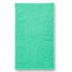 Prosop mic de maini Terry 30 x 50 cm, verde menta