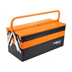 Cutie metalica pentru scule 84-101TOP :: Neo Tools