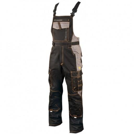 Pantaloni de lucru Vision Black H9105 :: Vision