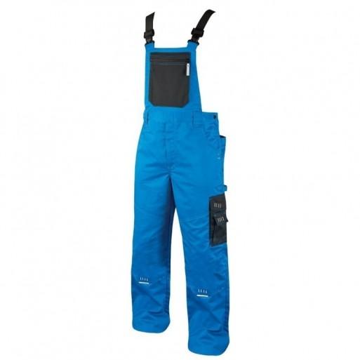 Pantaloni cu pieptar blue H9402 :: 4TECH