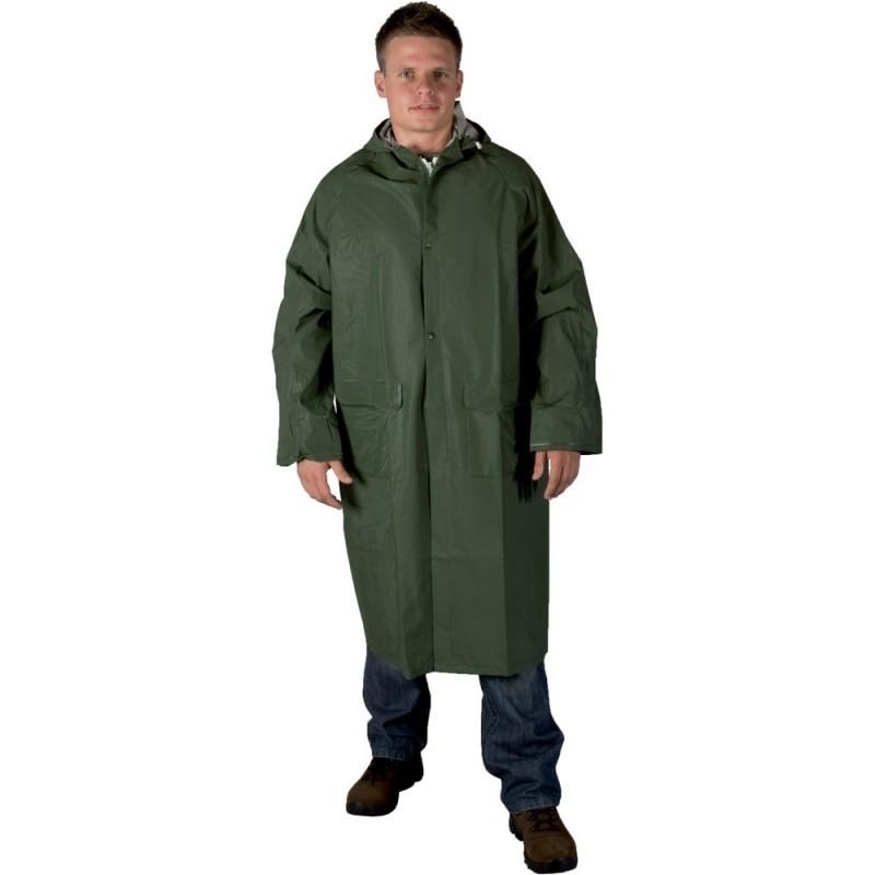 Pelerina de ploaie impermeabila Cyril verde :: Nakita