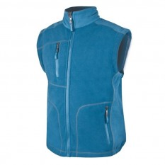 Vesta usoara fleece Martin blue :: Nakita