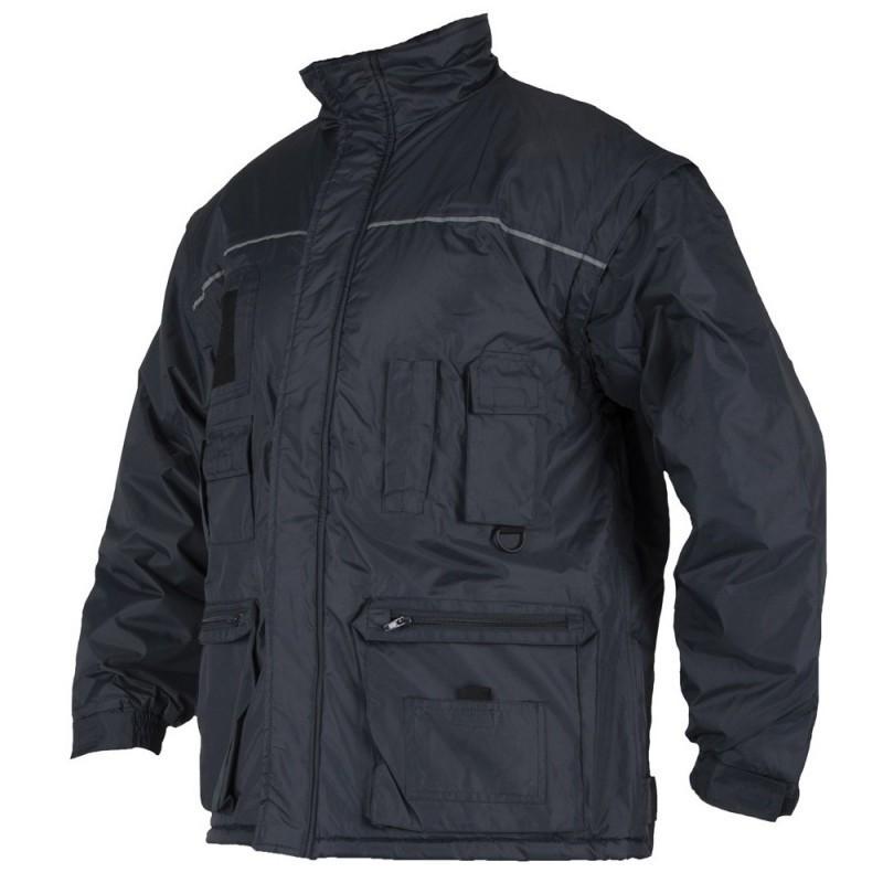 Jacheta de iarna cu maneci detasabile Lino