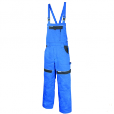 Pantaloni cu pieptar matlasat Cool Trend :: Cool Trend