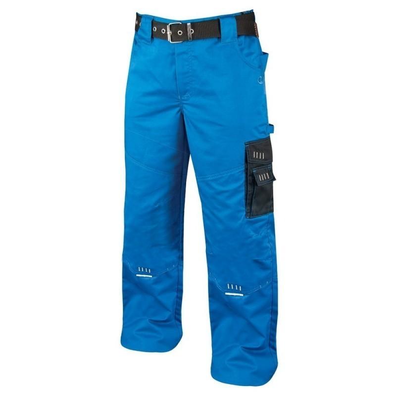 Pantaloni de lucru 4Tech albastru :: 4TECH