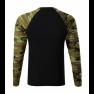 Bluza unisex Camouflage LS