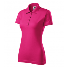 Tricou polo dama Single Jersey