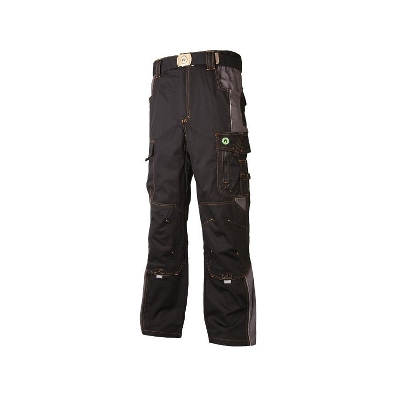 Pantaloni de lucru Vision Negru H9104 :: Vision
