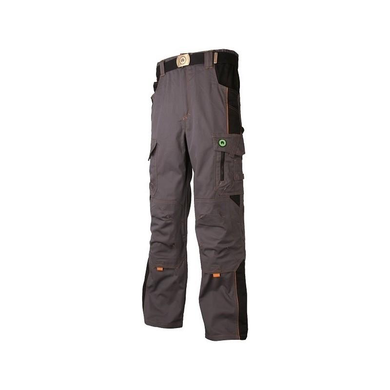 Pantaloni de lucru Vision Gri-Negru H9107 :: Vision