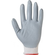 Manusi de protectie imersate in nitril Brad A5016 :: Ardon