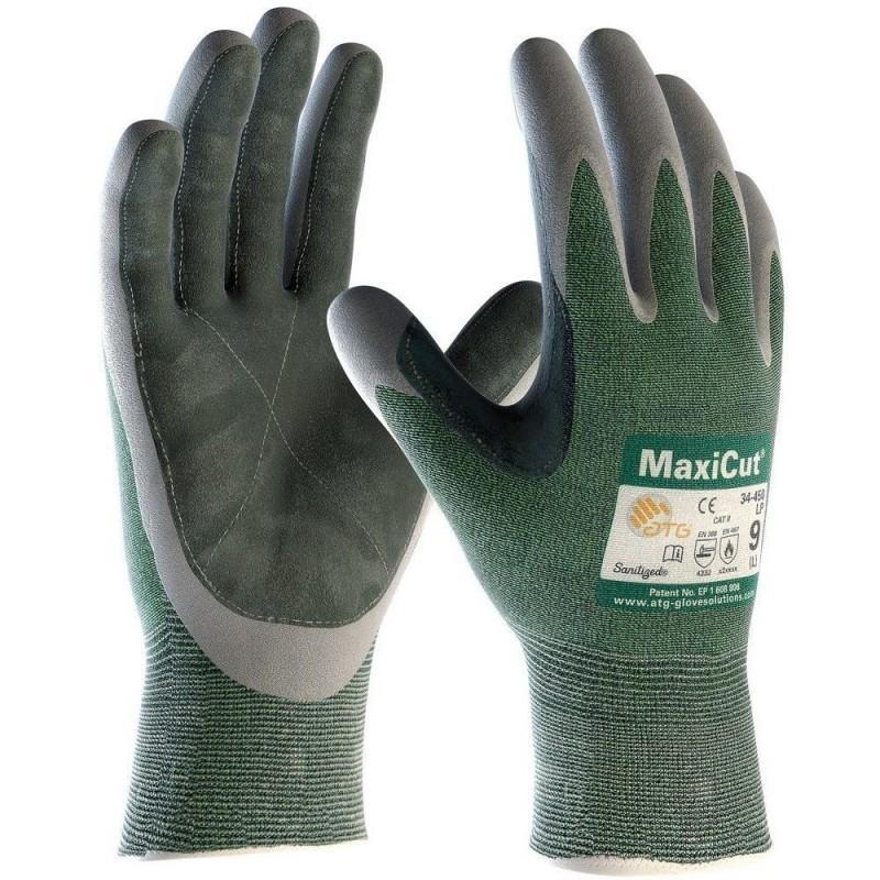 Manusi de protectie MaxiCut Oil A3073 :: ATG