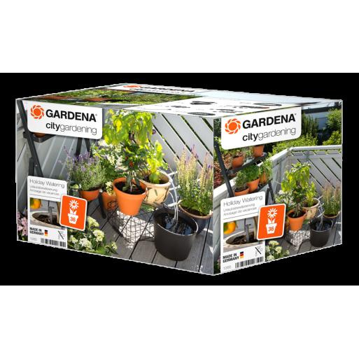 Set pentru udarea automata a plantelor Gardena :: Gardena