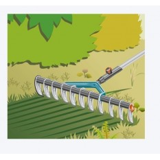 Aerator manual pentru gazon Combisystem 35 cm :: Gardena