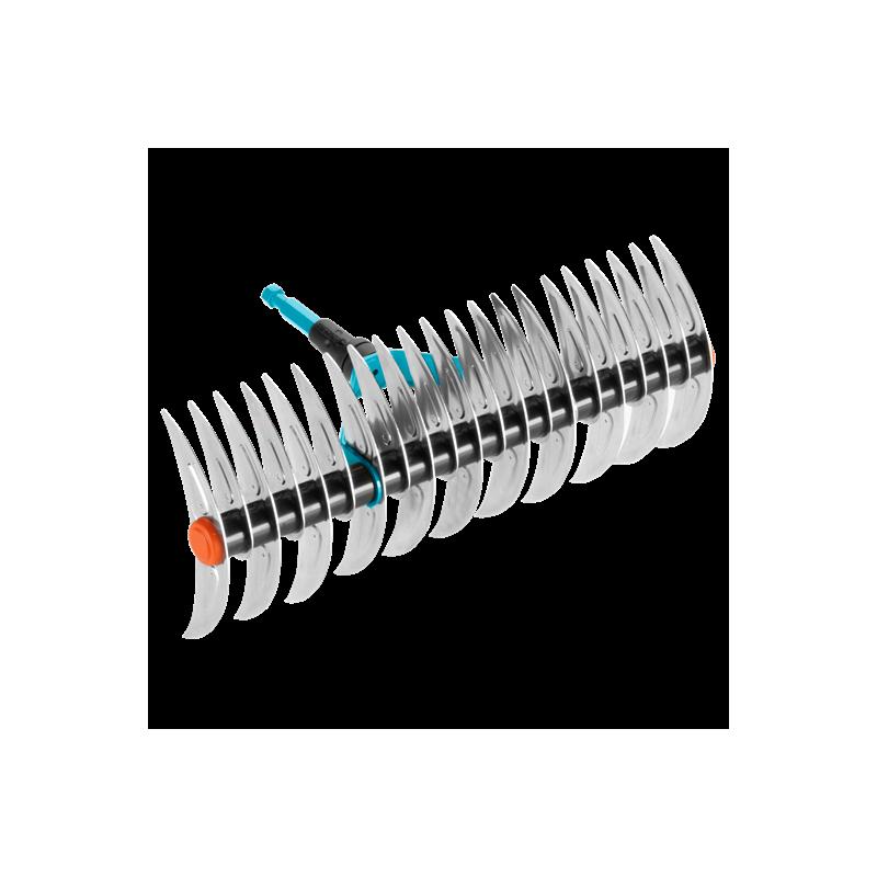Aerator manual dublu pentru gazon Combisystem :: Gardena