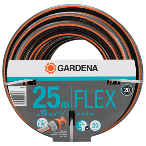 Furtun Comfort Flex 25 m/19 mm :: Gardena