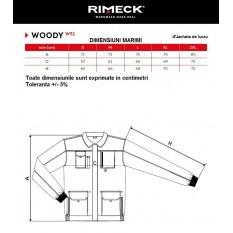 Jacheta de lucru pentru barbati Woody