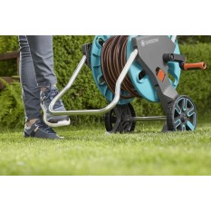 Set carucior si furtun AquaRoll M Easy :: Gardena