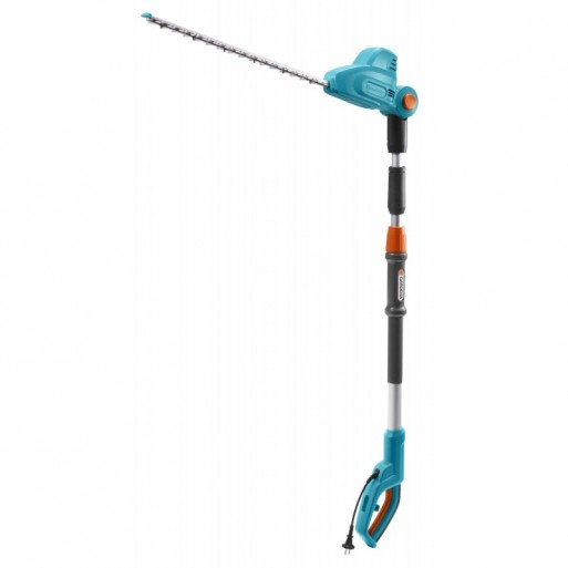 Trimmer telescopic electric pentru gard viu THS 500/48 :: Gardena