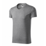 Tricou barbati Slim Fit V-Neck