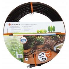 Set conducta de irigare 50 m cu picuratoare Gardena :: Gardena