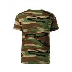 Tricou copii Camouflage